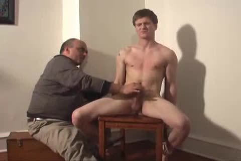 Men tied and milked