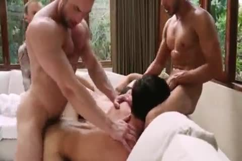 Breed That wazoo - bareback gangbang 5
