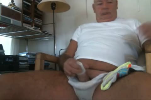 older man sperm On cam