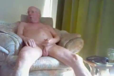 older man cum On web camera