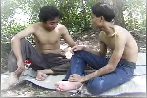 homo oriental men plow In A Jungle With Some Steamy Uncut oral jock sucking Action