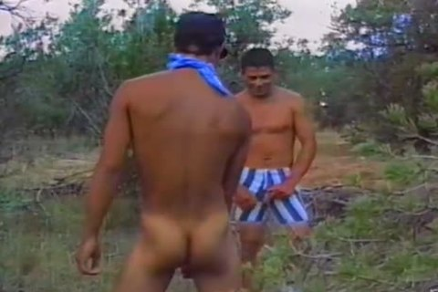 large Balls In Cow Town - Scene 3 - Spurs video scene