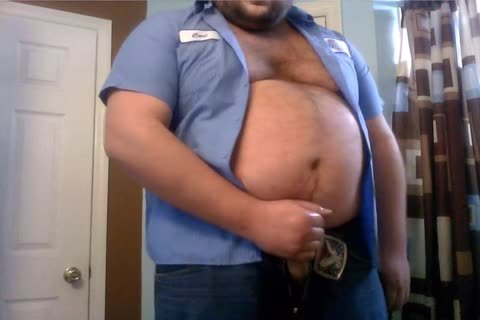 Blue Collar Bear