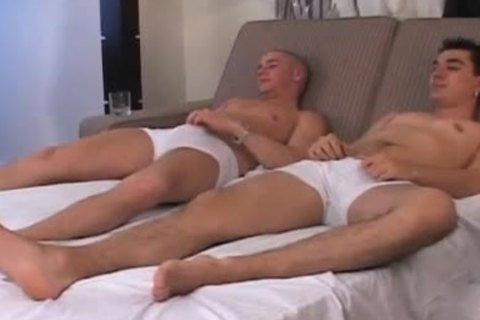 superlatively attractive allies Jack off jointly Porno homosexual