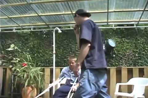 Handicapped dude acquires Outdoor oral stimulation job