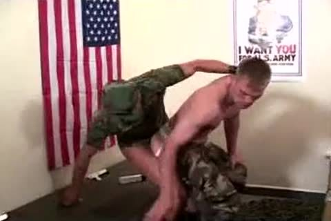 Military gay