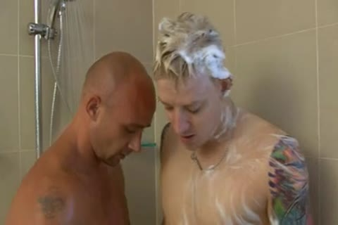 2 AUSSIES SHOWER AND bj TO sofa