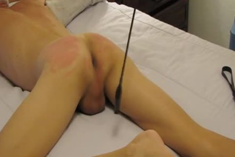 arse Whipping And CBT