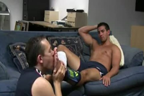 Twink edging cumming and relaxing