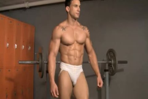 Marcel At The Gym