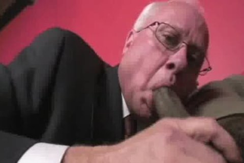 Sucking his black dick until he cum down my throat 1