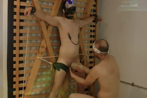 Mirror Mask - Milking RubBC31 W Fleshlight & Bongers