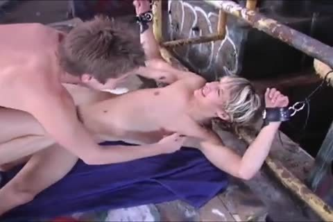 twink Tickle fastened