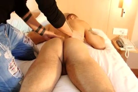 Vitor Massaged And Sucked