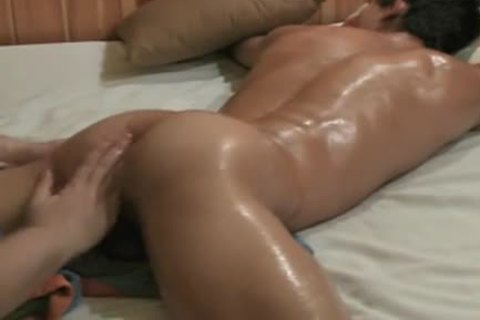 lusty homo twinks Oily Massage