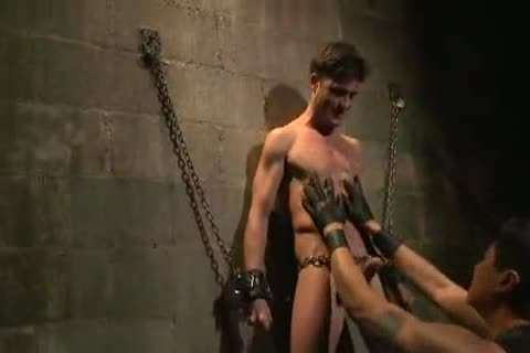 Kinkmen Presents: thirty Minutes Of castigation.(Lance Hart)