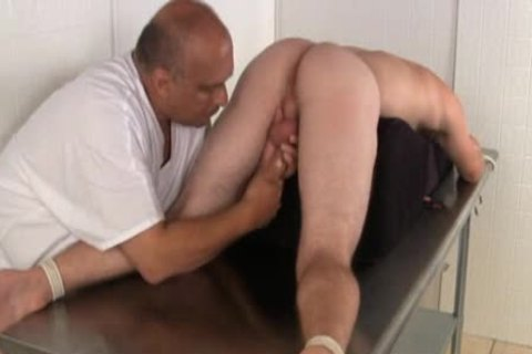 Gay torturing and nailing a naked chap porn intr