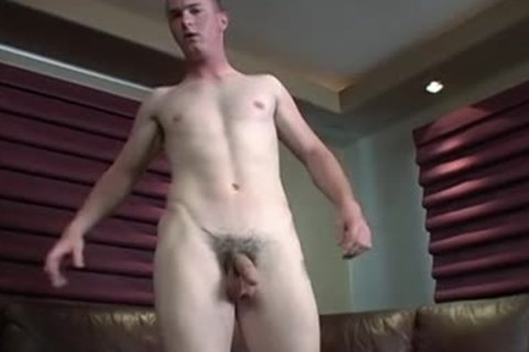 Mlitary twink bonks Fleshlight + receives A handjob