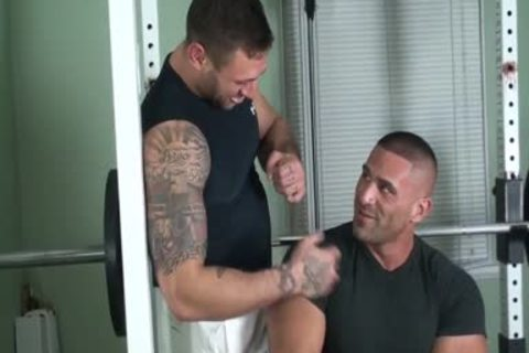 Buff And bound - Muscle bound And Worshipped