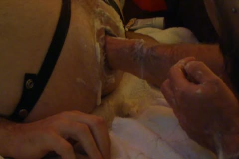 Spent The Weekend Inaugaurating My recent Playroom.   The Focus Was On Going Deeper In Me But My Buddy Still Managed To get Some Punching In There Too.  Here Are The Edited Highlights Of My gap Getting A admirable Work Out.  It Feels A nice Sloppy M