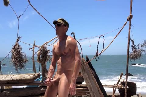 slamming And wanking And Squirting At The undressed Beach