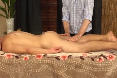 Soft Massage With butthole Play Benefits And cook jerking