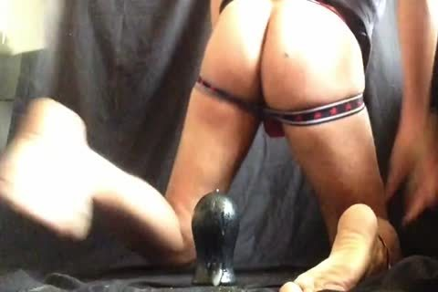 Lusty three some penises dildos fists