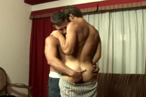 hopeless gay lads pounding Each Other Hard