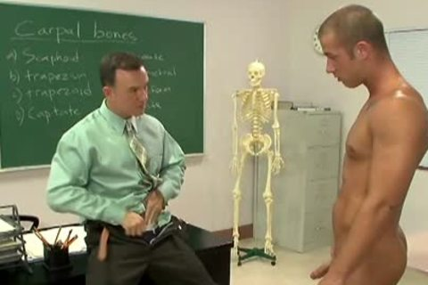 wicked homosexual suck Teachers big Phallus In Classroom