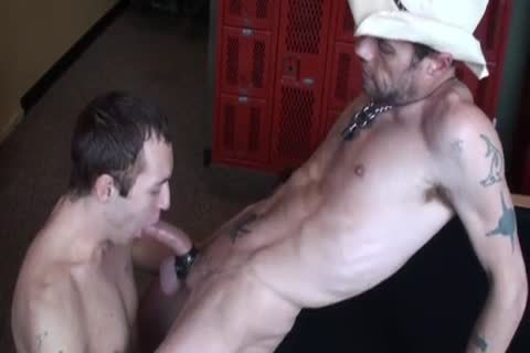 Lustful Gay Guys In Tats Furious Sex