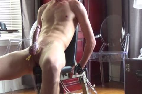 I Think I Have A new lad!  21 Year daddy chap And this dude loves Sir Training His 10-Pounder For Him.   ;) This Is Footage From A 90 Minute Training Session, And lastly At The End I Let That lusty 10-Pounder Of His Explode