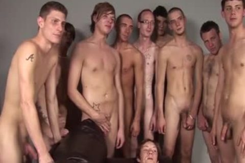 Check out bukkake loving boys bareback fucking