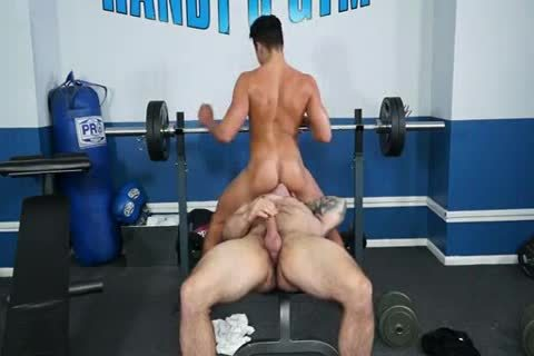 naughty Sex In Gym