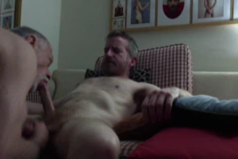 excited daddy guy Stops By For A Cocksucking And Breeding Session.