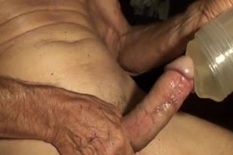 I Got Out The daddy Fleshjack And Used It while Watching A yummy clip Here On The Xtube. Came Hard And Made A worthwhile Mess!