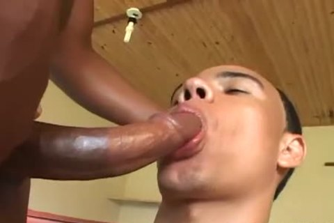 chap Getting throbbing 10-Pounder In The anal - Scene 1