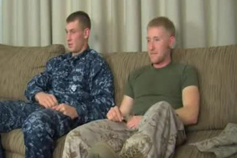 AAH - Petty Officer Aiden's First gay oral stimulation-stimulation