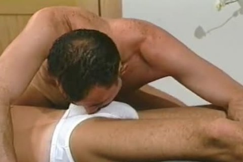 Caucasian chicks blowing each others penis