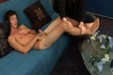 Martin Kubenka acquires ass Stretched With A toy