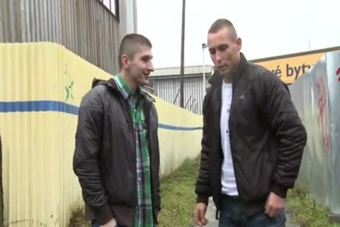 Czech Series - Getting ass In The Alley