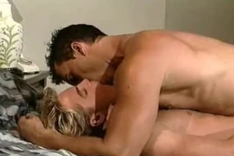 Two males Have gorgeous, Steamy anal job