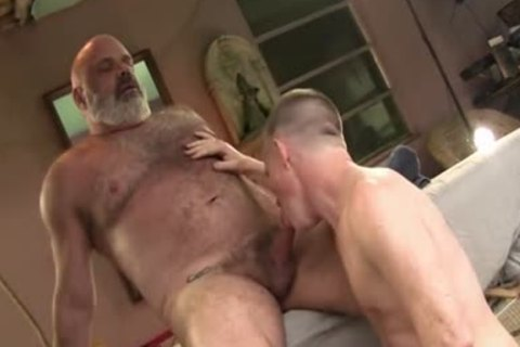 males With Great dong pound sleazy Daddy Bear