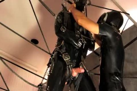 Rubberkai Has Some greater amount Play In His Rubber thraldom Suspension