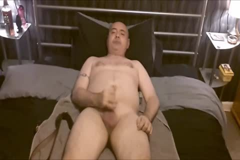 Whipping my cock for deborah and sperm