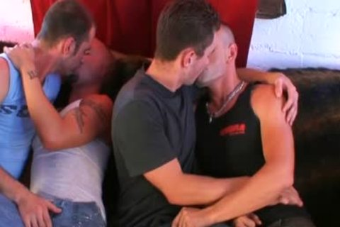 Three homosexual allies Make The majority Of Each Other