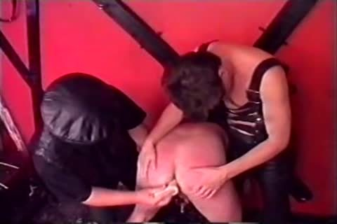 HEADMASTER TRAINS young-WHIP WAX CANE two SLAVES