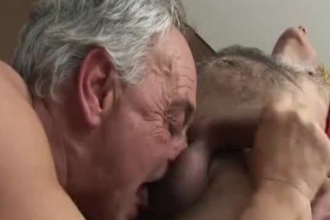 drilled By An daddy Turk