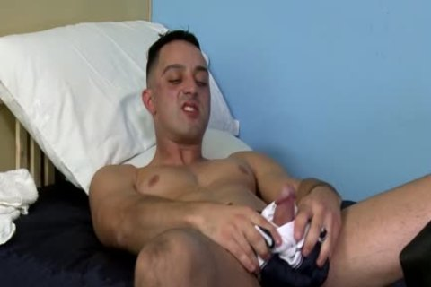 Andrew Fitch Needs To wank Alone