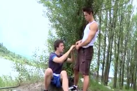 worthwhile Outdoor gay Sex