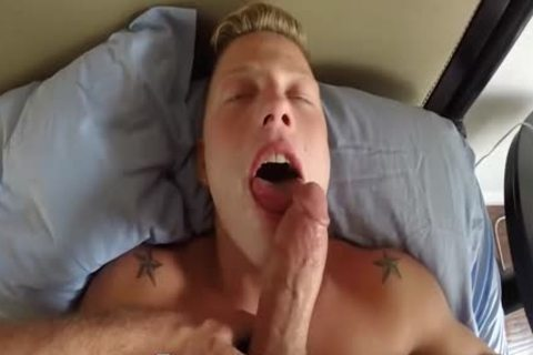 MenPOV - Ace Stone & Owen Powers plow In 2 Way POV